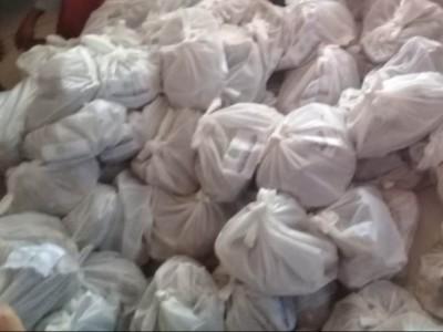 Peringati Haul Syaikh Nazim NU Bojong Bogor Bagikan Ratusan Makanan