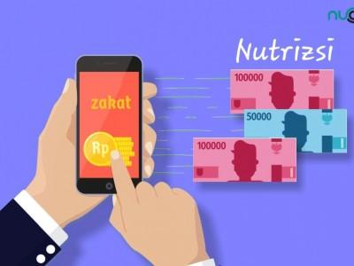 LAZISNU Pringsewu Luncurkan Program Nutrizsi Berbasis Online