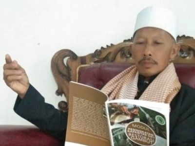 Ustadz Supardi, Kampanyekan Kesehatan Gambut ke Majelis Taklim
