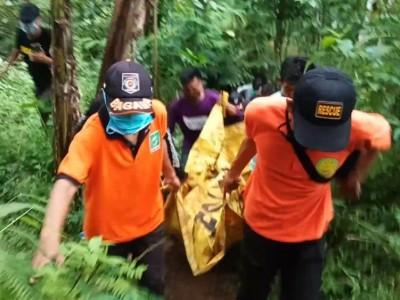 Hilang 13 Hari di Hutan Batang, Jasad Warni Ditemukan dan DievakuasiBanser