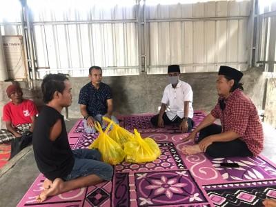 Bantu Kaum Disabilitas, Satgas Covid-19 NU NTB Gandeng Pemdes di Lotim
