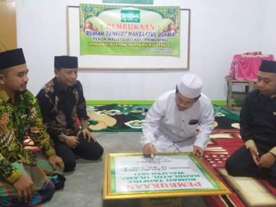 NU Waluyojati Lampung Miliki Rumah Tahfidz