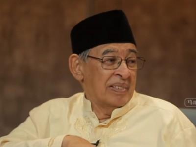 Pentingnya Sikap 'Diam' menurut Prof Quraish Shihab