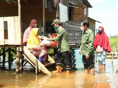 ISNU Sumsel: 2.700 Paket Sembako Hasil dari Urunan Anggota