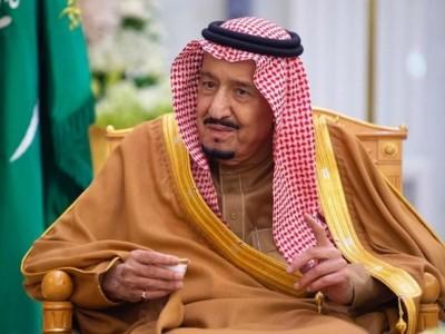 Pesan Raja Salman di Hari Raya Idul Fitri 1441 H