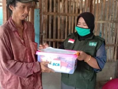 LPBINU DKI Jakarta Salurkan 400 Paket Lebaran