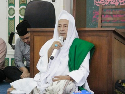 Habib Luthfi: Corona Jadi Pemicu Kita Lebih Dekat Allah