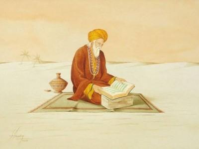 'Tabib' Abu Nawas
