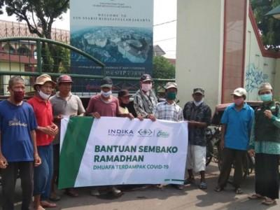 NU Care-LAZISNU Wujudkan Sembako Ramadhan untuk Dhuafa