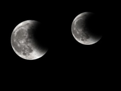 Malam Ini Ada Gerhana Bulan Penumbra