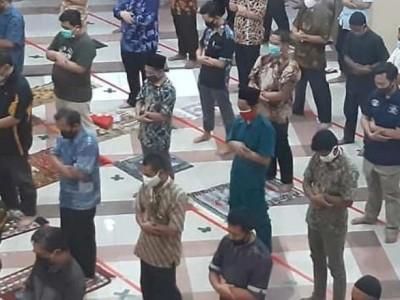 LBM PBNU Merilis Tata Cara Pelaksanaan Ibadah Jumat pada Masa Normal Baru