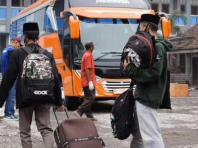 Langkah RMINU Lampung Kembalikan Santri ke Pesantren