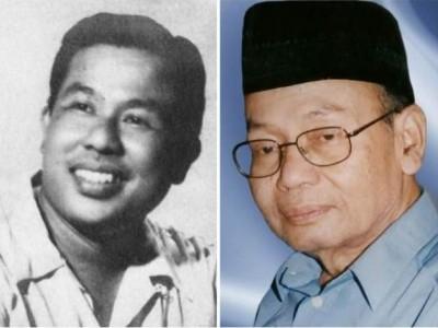 Djamaluddin Malik dan KH Nahduddin Abbas Buntet