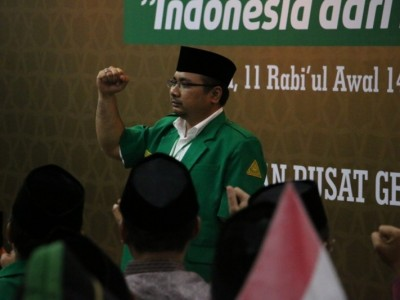 GP Ansor Minta DPR Tak Buru-buru Bahas RUU Haluan Ideologi Pancasila