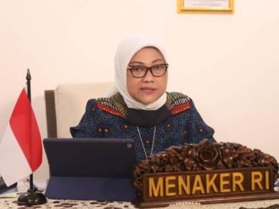 Imbauan Menaker Ida: Pekerja Migran Indonesia Jangan Mudik Dulu Ya!