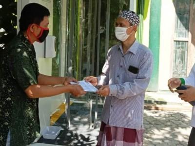 Satgas NU Jatim Kirim Medi-Tech ke Pesantren Miftachussunnah Surabaya