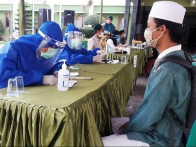 Kemenag Siapkan Aturan Protokol Kesehatan di Madrasah dan Pesantren