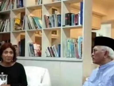 Dukungan Gus Mus ke Susi Pudjiastuti: Tidak Ada Kepentingan Politik, Lillah