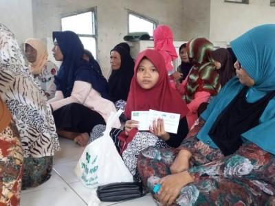 Selama Ramadhan, LAZISNU Pragaan Sumenep Bagikan Bantuan Ratusan Juta Rupiah
