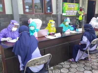 Lupakan Stigma Buruk Corona, Santri Al-Falah Puger Jember Beraktivitas Normal