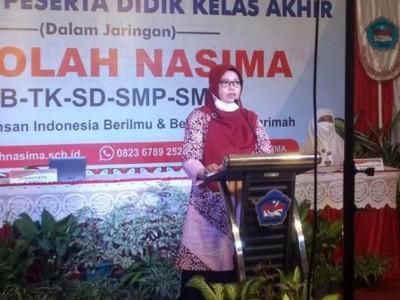 Sekolah Nasima Semarang Targetkan Sekolah Digital Bertaraf Internasional
