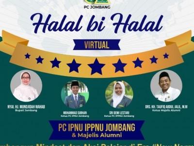 Pesan Nyai Hj Mundjidah Wahab kepada IPNU IPPNU Jombang