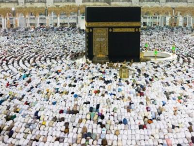 Visi 2030, Arab Saudi Siap Tingkatkan Kuota Haji Hingga 5 Juta Orang