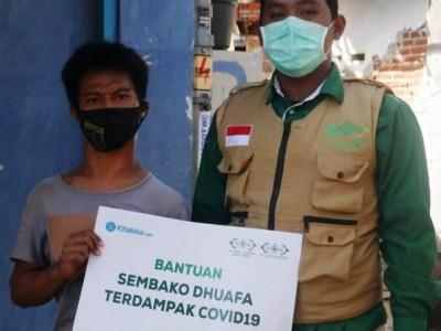 LAZISNU Jatim Kembali Salurkan Bantuan untuk Lansia dan Difabel