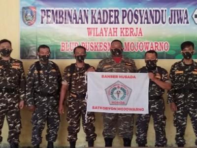 Banser di Jombang Dibekali seputar Deteksi Dini Kesehatan Jiwa