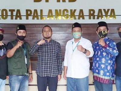 Majukan Kota Palangka Raya, GP Ansor Bersinergi dengan Pemerintah dan ke Dewan