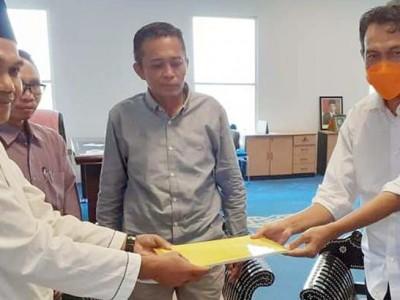 Pergunu dan LP Ma'arif Tagih Janji Sekda Lombok Tengah Soal Insentif Guru Honorer