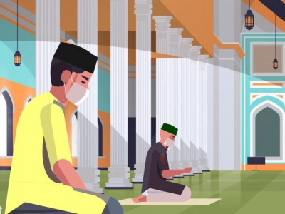 Khutbah Jumat: Adab-adab terhadap Masjid