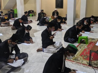 Siasati Ujian Akhir Semester Madrasah Diniyah di Masa Pandemi Covid-19