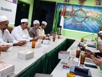 NU Surakarta Gandeng Rabithah Alawiyah untuk Kokohkan Aswaja di Masyarakat