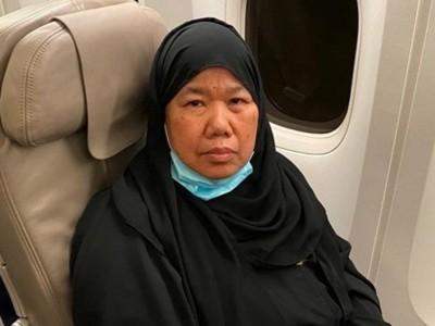TKI Ety yang Dibantu NU Lolos dari Hukuman Mati Saudi Pulang ke Tanah Air