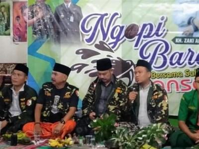 Ansor Situbondo Ajak Kader Istikamah Meneruskan Perjuangan Muassis NU