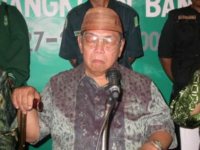 Gus Dur Menangis Mengetahui Dirinya Bakal Jadi Presiden