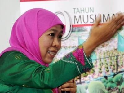 Ketum PP Muslimat NU Luncurkan Program Dakwah Virtual 2020