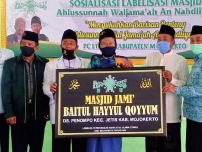 Hindari Penyerobotan, Masjid NU Hendaknya Lebih Layani Umat
