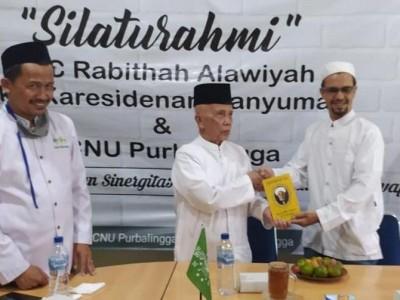 Kebersamaan NU-Rabithah Alawiyah Gagalkan Agenda Benturkan Nahdliyin-Habaib