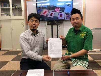 Kunjungi NU Jepang, Komunitas Muslim Chiba Jajaki Kerja Sama