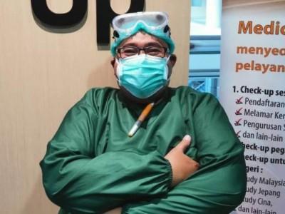 Dokter NU: Positif Covid-19 Bukanlah Aib