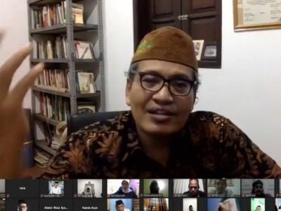 Prihatin para Kiai NU Wafat, P3M dan Unusia Helat Tahlilan Virtual