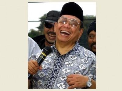 Humor Gus Dur: Gelar 'Guru Besar' Anggota Dewan