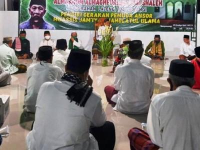 Haul Ke-70 KH Saleh Lateng; Teladan dan Penggerak NU dari Banyuwangi