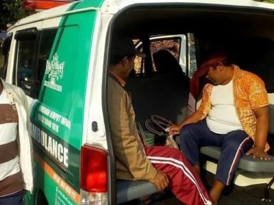 2 Jam Lelang Pengadaan Ambulans, Nahdliyin Indramayu Kumpulkan 30 Juta