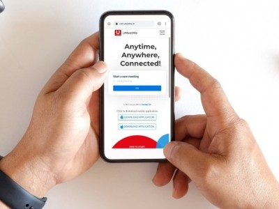 Cukup Rp10 Meeting Online Pakai UMeetMe