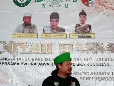 Ketua Jam'iyah Ruqyah Aswaja Jabar Soroti Pembelajaran Jarak Jauh