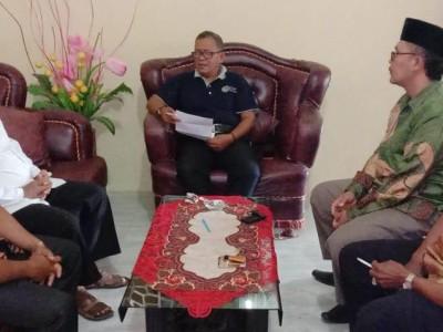 Terima SK, MWCNU Padang Gelugur Pasaman Langsung 'Tancap Gas'
