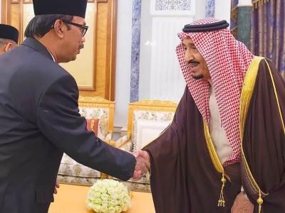 Dubes Agus Maftuh Ungkap Popularitas Istilah dan Tradisi NU di Arab Saudi